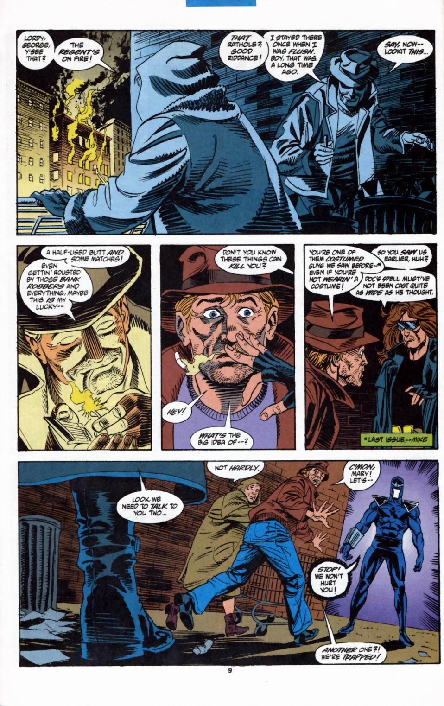 Read online Secret Defenders comic -  Issue #2 - 8
