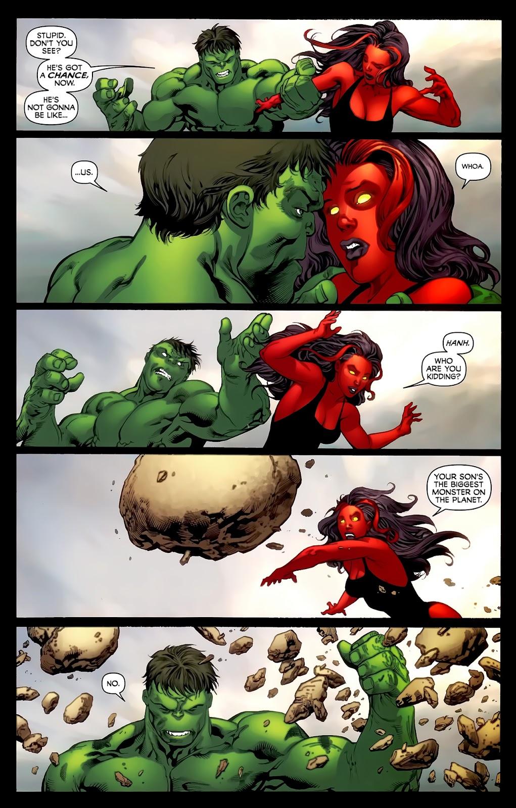 Incredible Hulks (2010) Issue #613 #3 - English 24