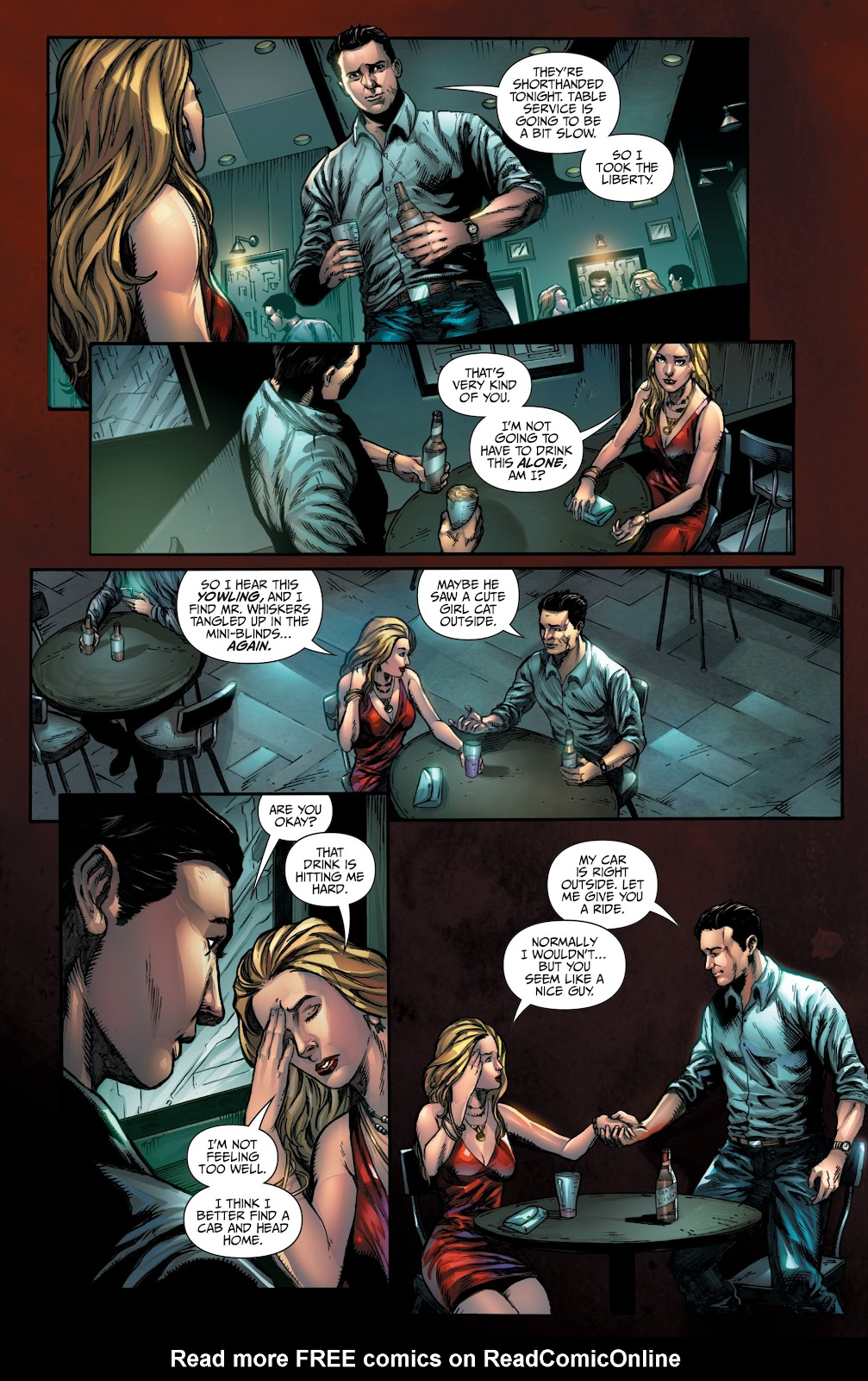 Grimm Fairy Tales (2005) _Special - Halloween Special #2 - English 32
