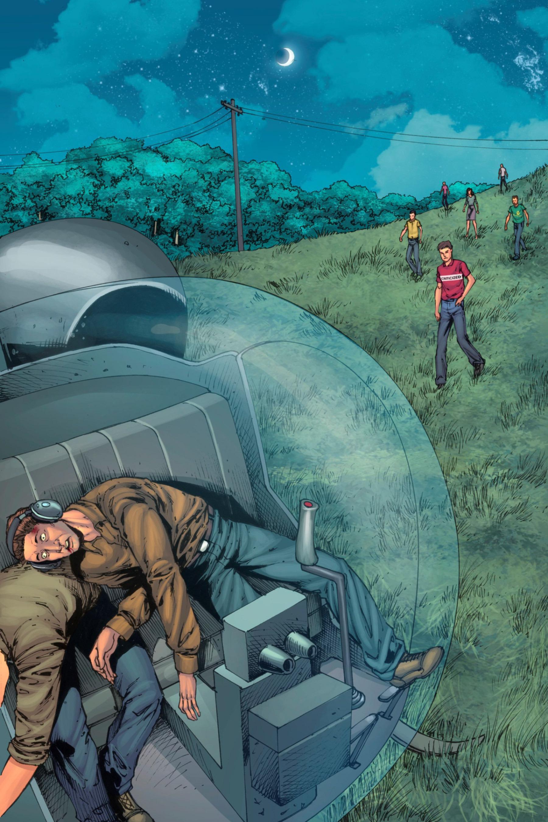 Read online Z-Men comic -  Issue #3 - 58