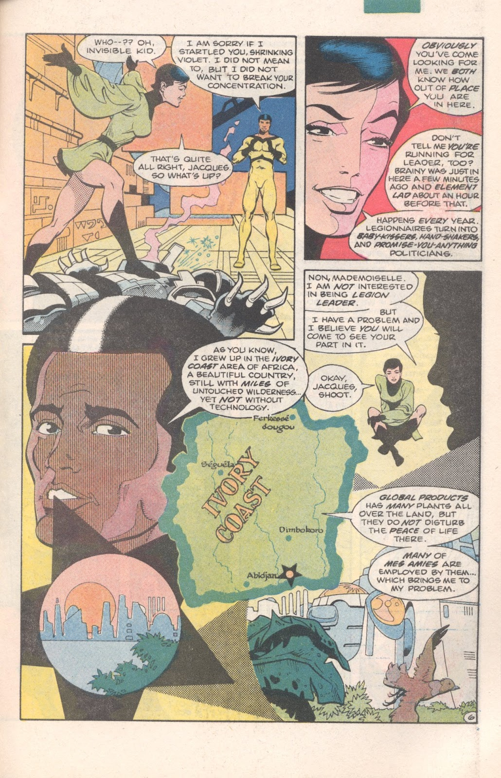 Tales of the Legion Issue #324 #11 - English 23