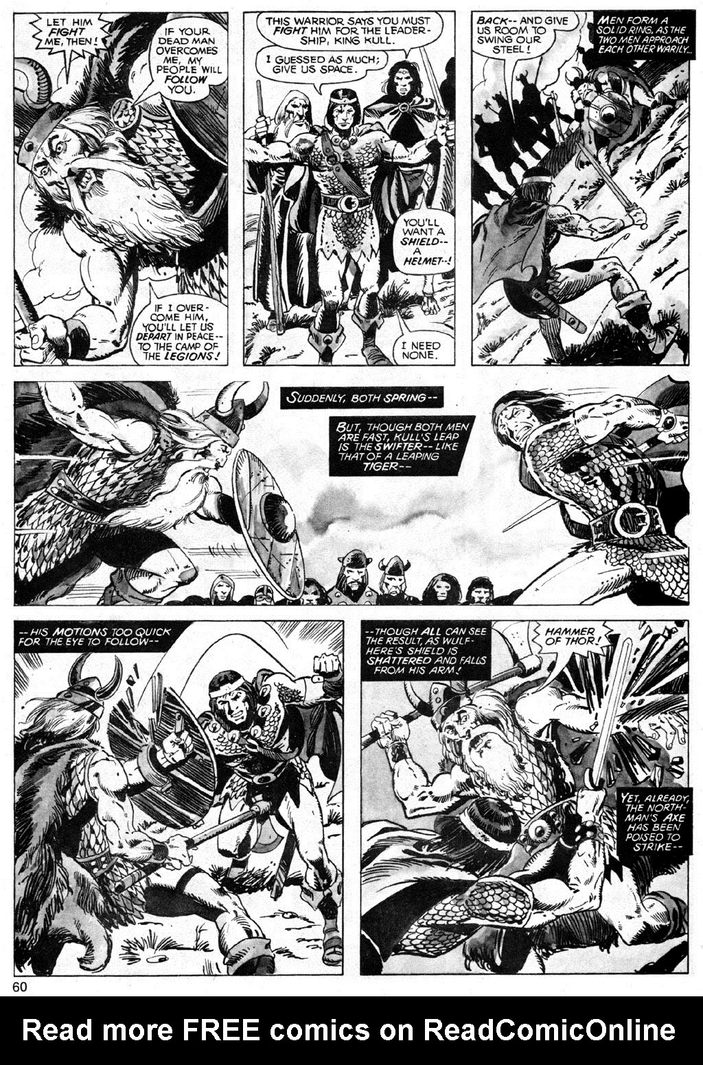 The Savage Sword Of Conan Issue #42 #43 - English 60
