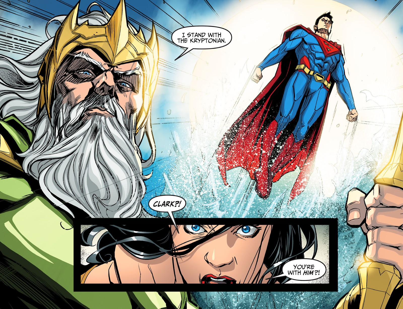 Injustice: Gods Among Us Year Four Issue #17 #18 - English 15