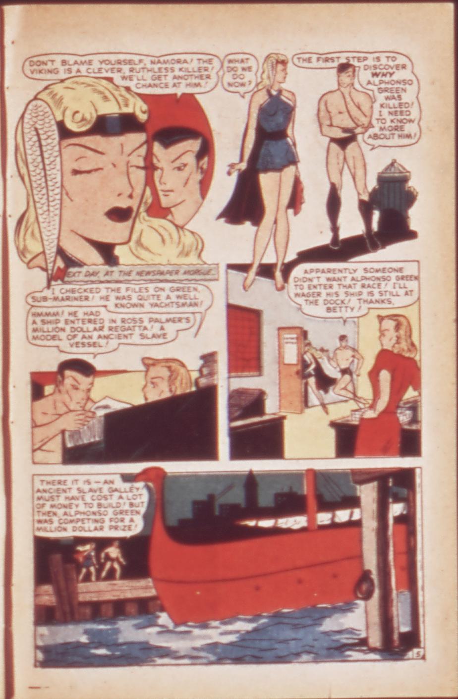 Sub-Mariner Comics #24 #24 - English 7