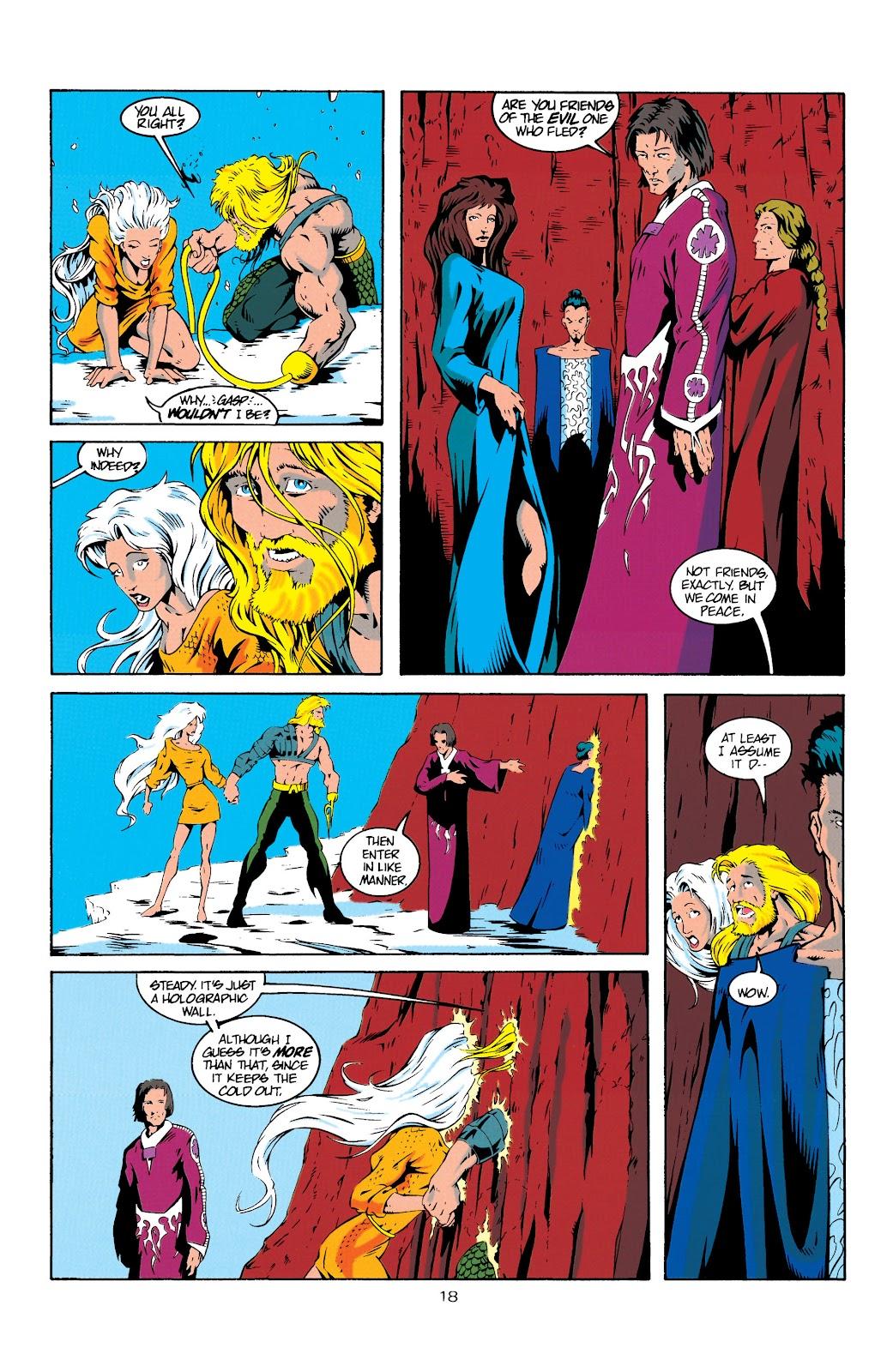Aquaman (1994) Issue #19 #25 - English 18