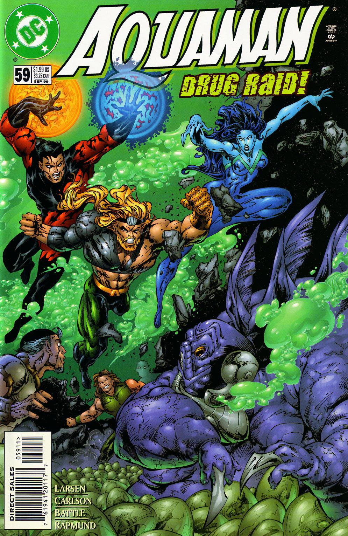 Aquaman (1994) Issue #59 #65 - English 1