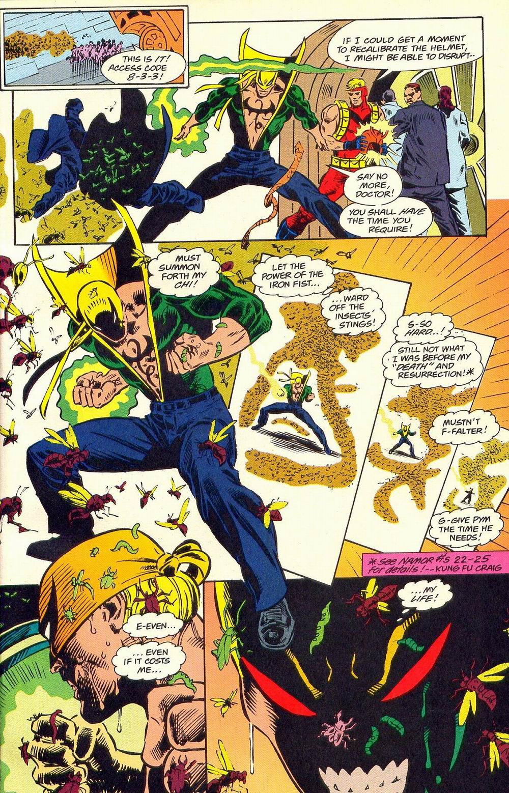 Read online Secret Defenders comic -  Issue #18 - 14