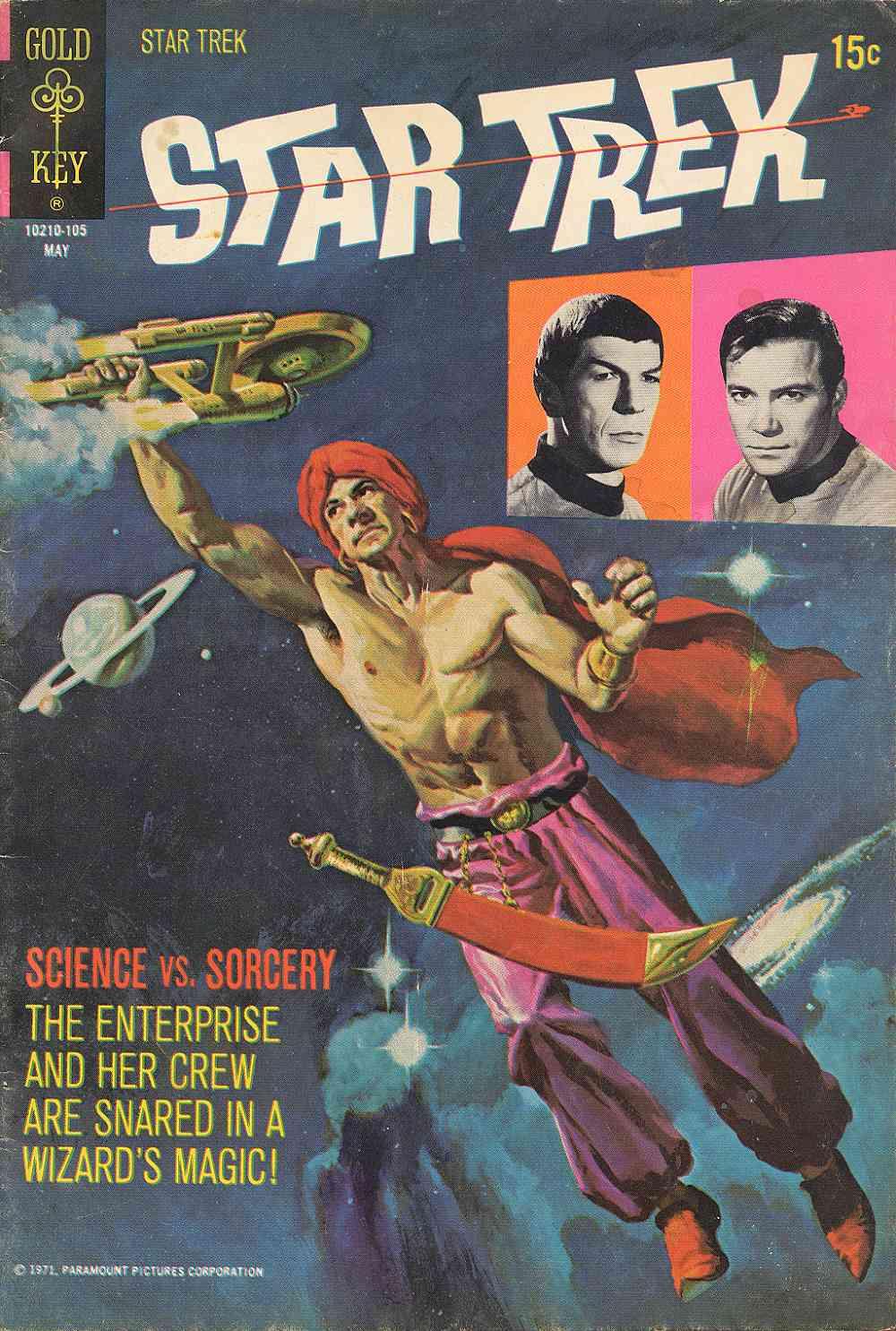 Star Trek (1967) Issue #10 #10 - English 1