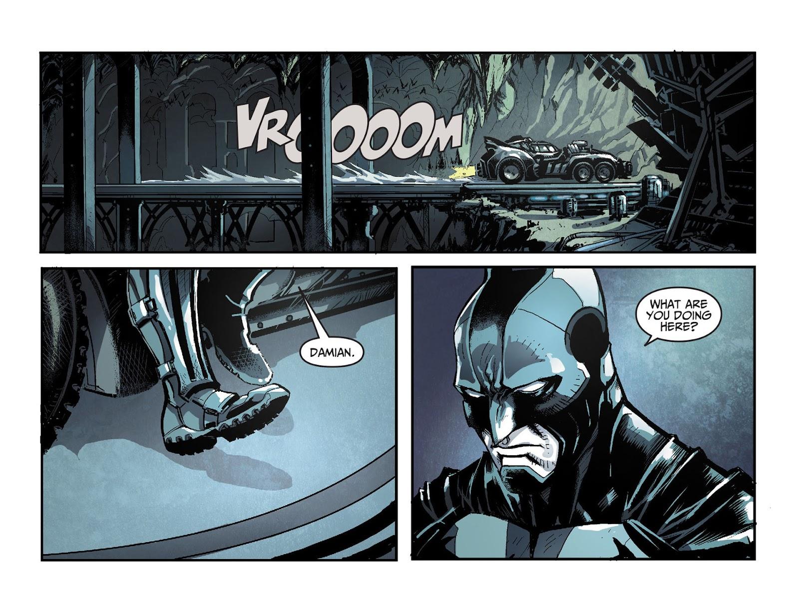 Injustice: Gods Among Us [I] Issue #27 #28 - English 9