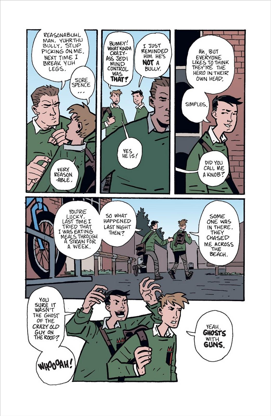 Mudman Issue #1 #1 - English 17
