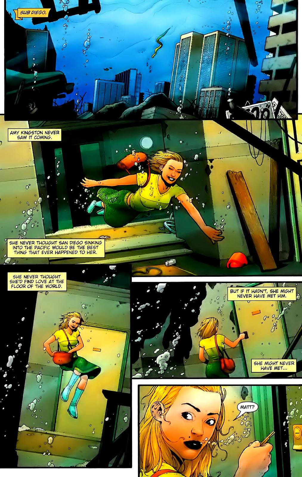 Aquaman (2003) Issue #30 #30 - English 2