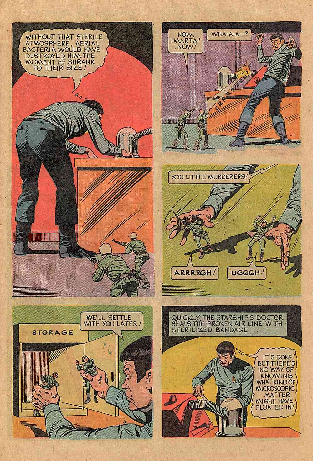 Star Trek (1967) Issue #25 #25 - English 21