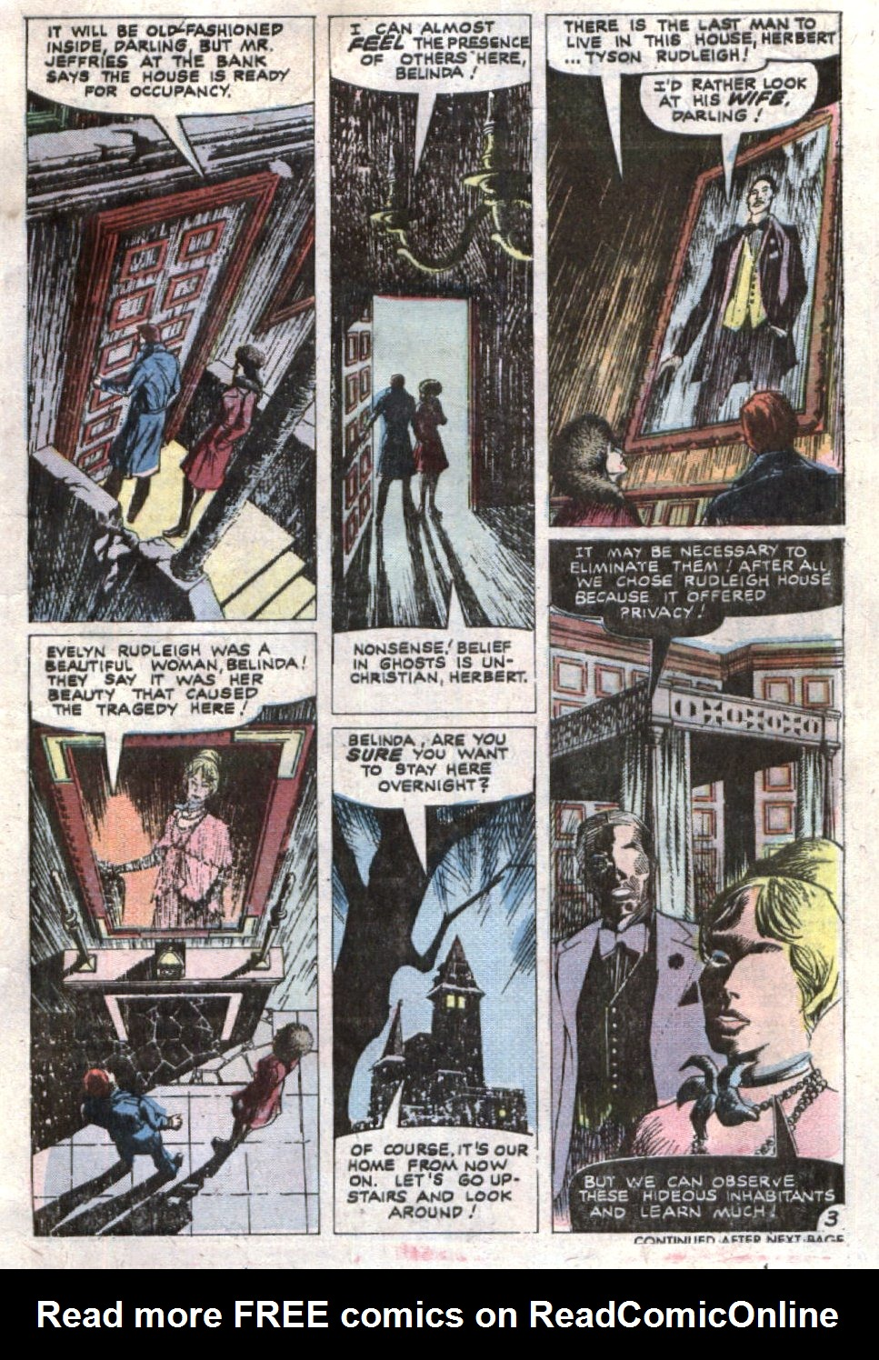 Read online Scary Tales comic -  Issue #7 - 13