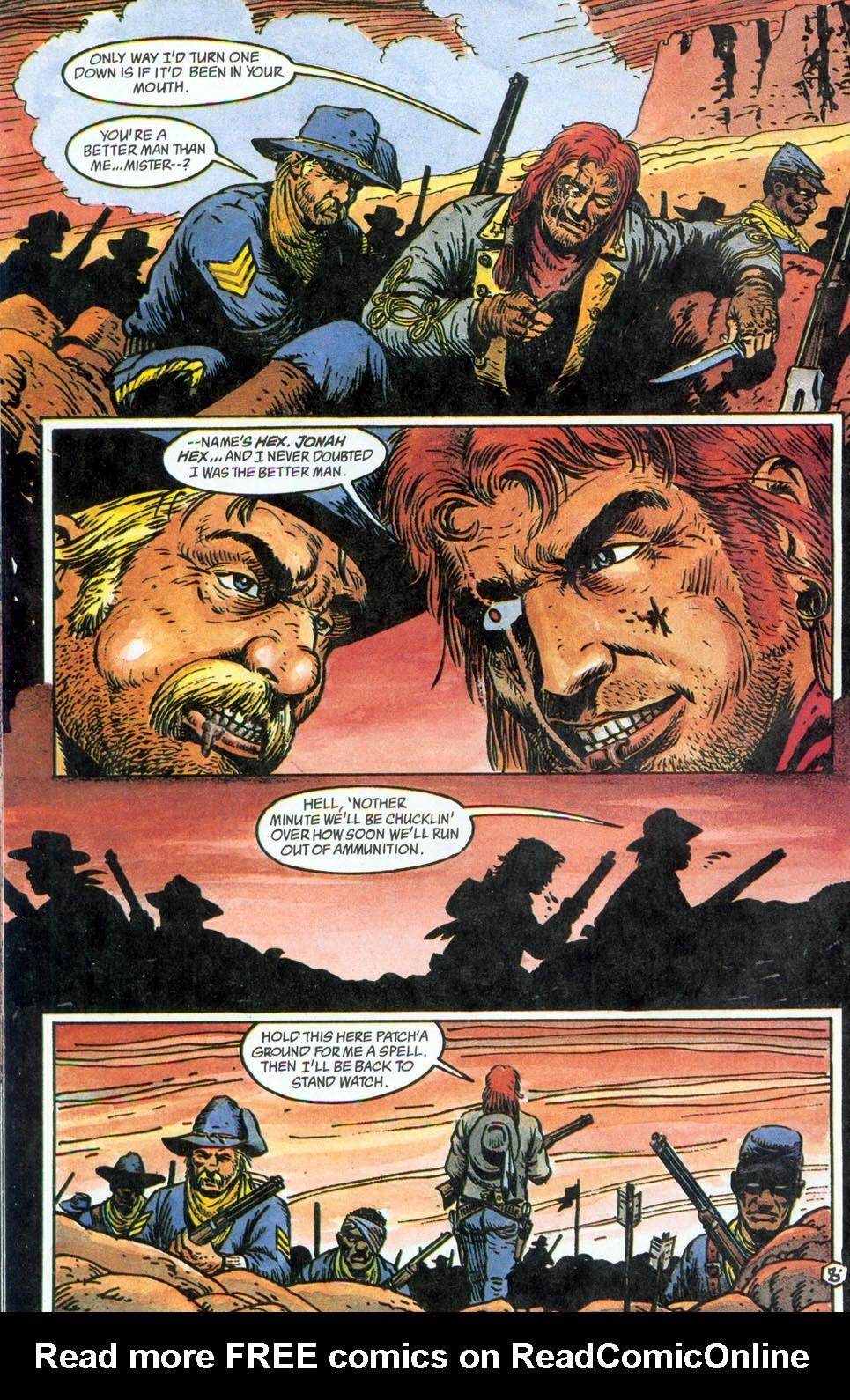 Jonah Hex: Two-Gun Mojo Issue #5 #5 - English 10