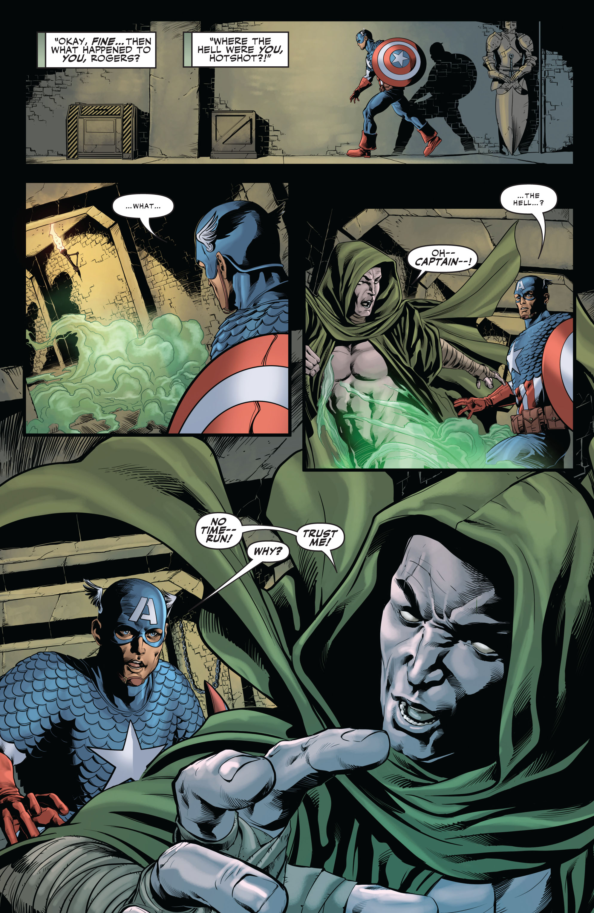 Read online Secret Avengers (2010) comic -  Issue #12 - 8