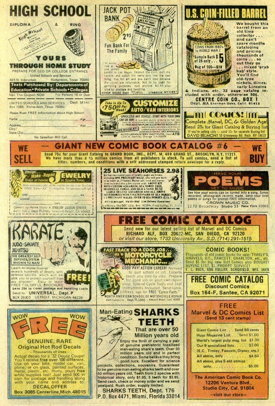 Strange Tales (1951) Issue #188 #190 - English 26