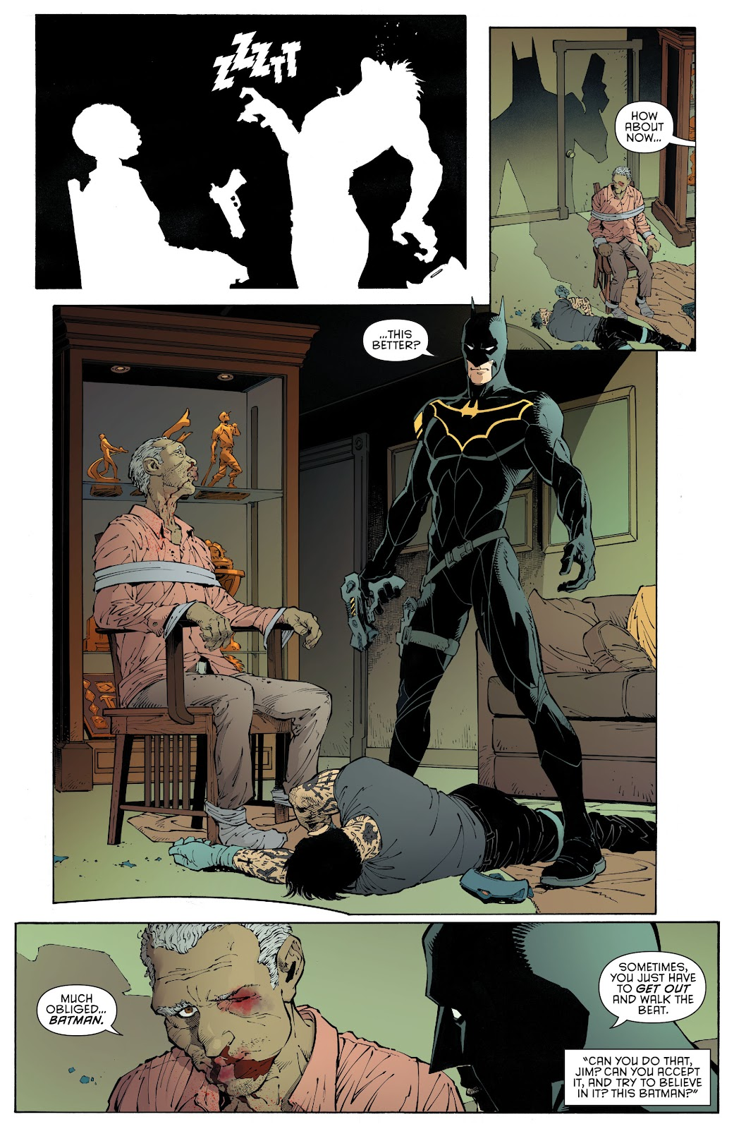 Batman (2011) Issue #41 #60 - English 21