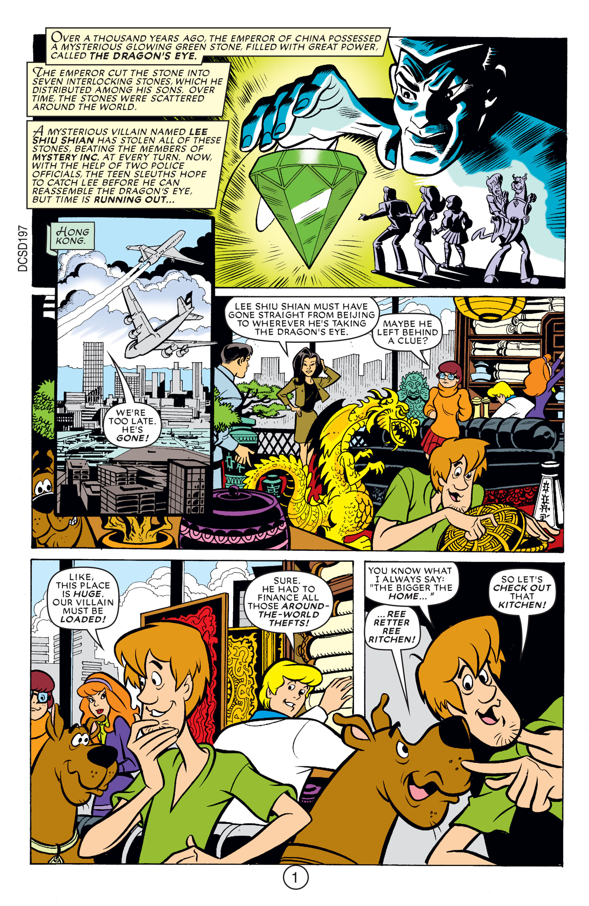 Read online Scooby-Doo (1997) comic -  Issue #66 - 12