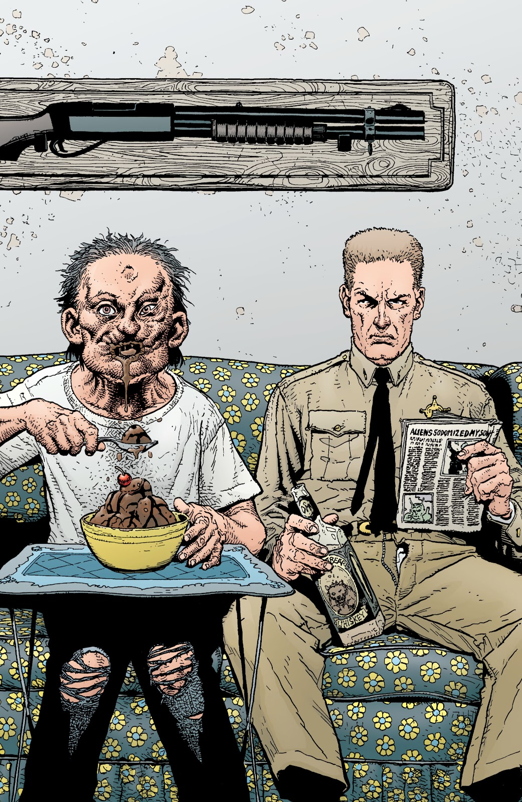 Preacher Issue #50 #59 - English 36