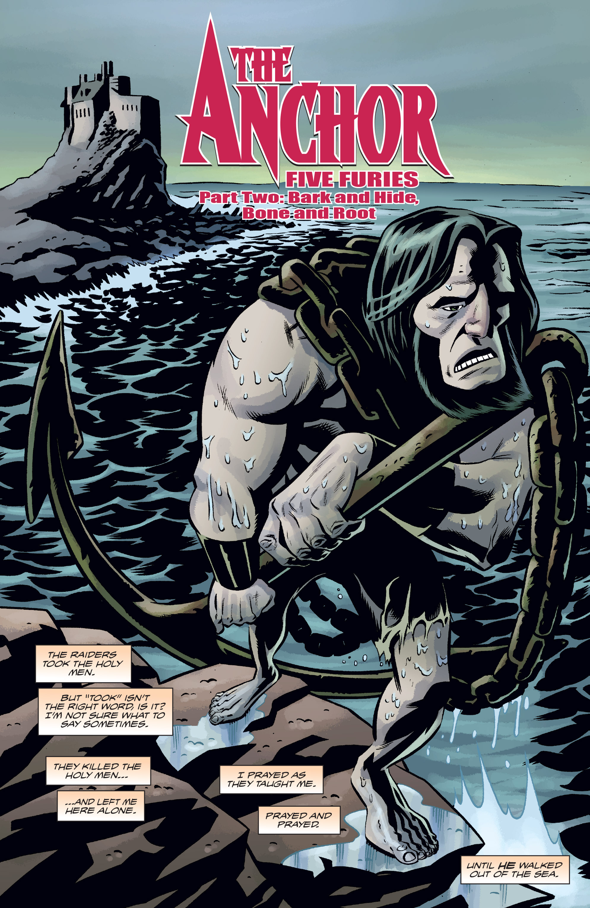 Read online The Anchor comic -  Issue # TPB 1 - 29