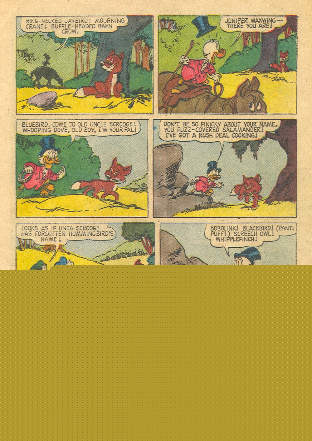 Uncle Scrooge (1953) Issue #30 #30 - English 29