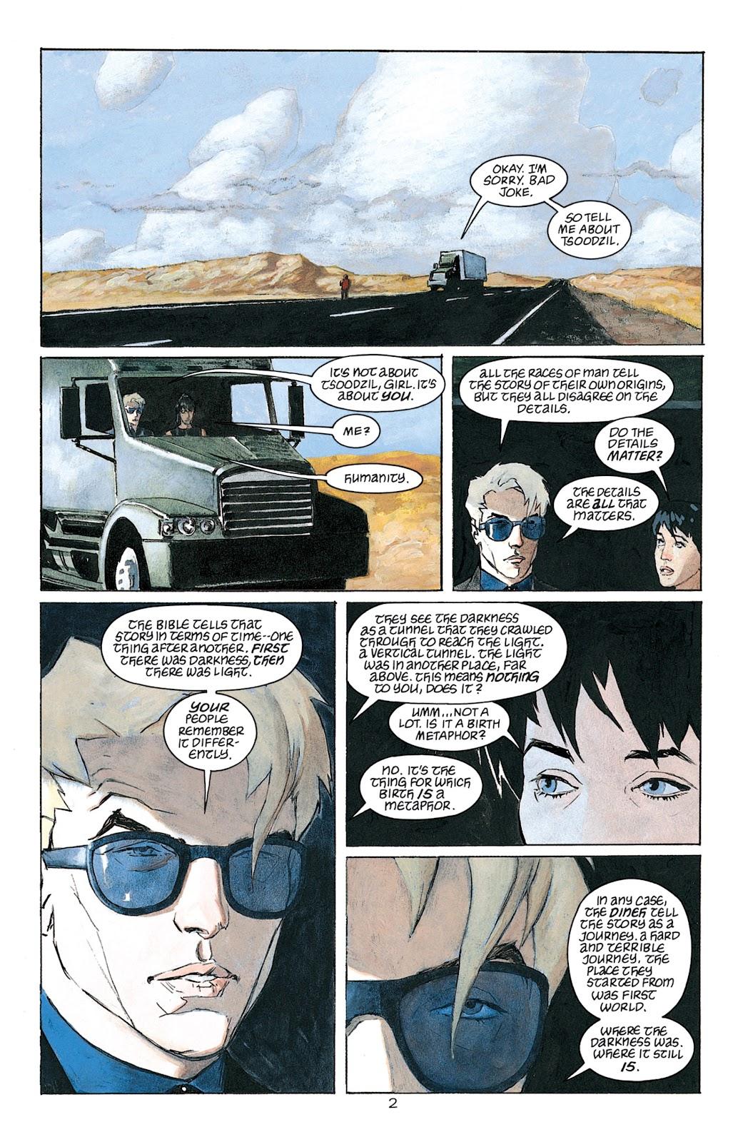 Sandman Presents: Lucifer Issue #3 #3 - English 3