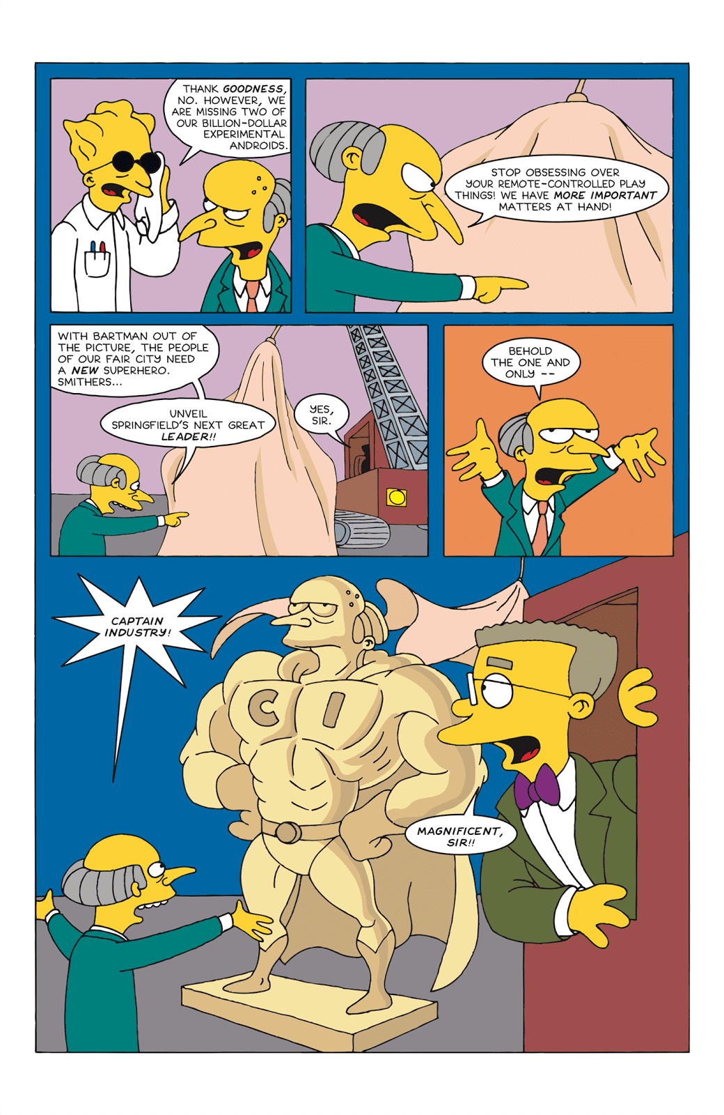 Read online Bartman comic -  Issue #6 - 14