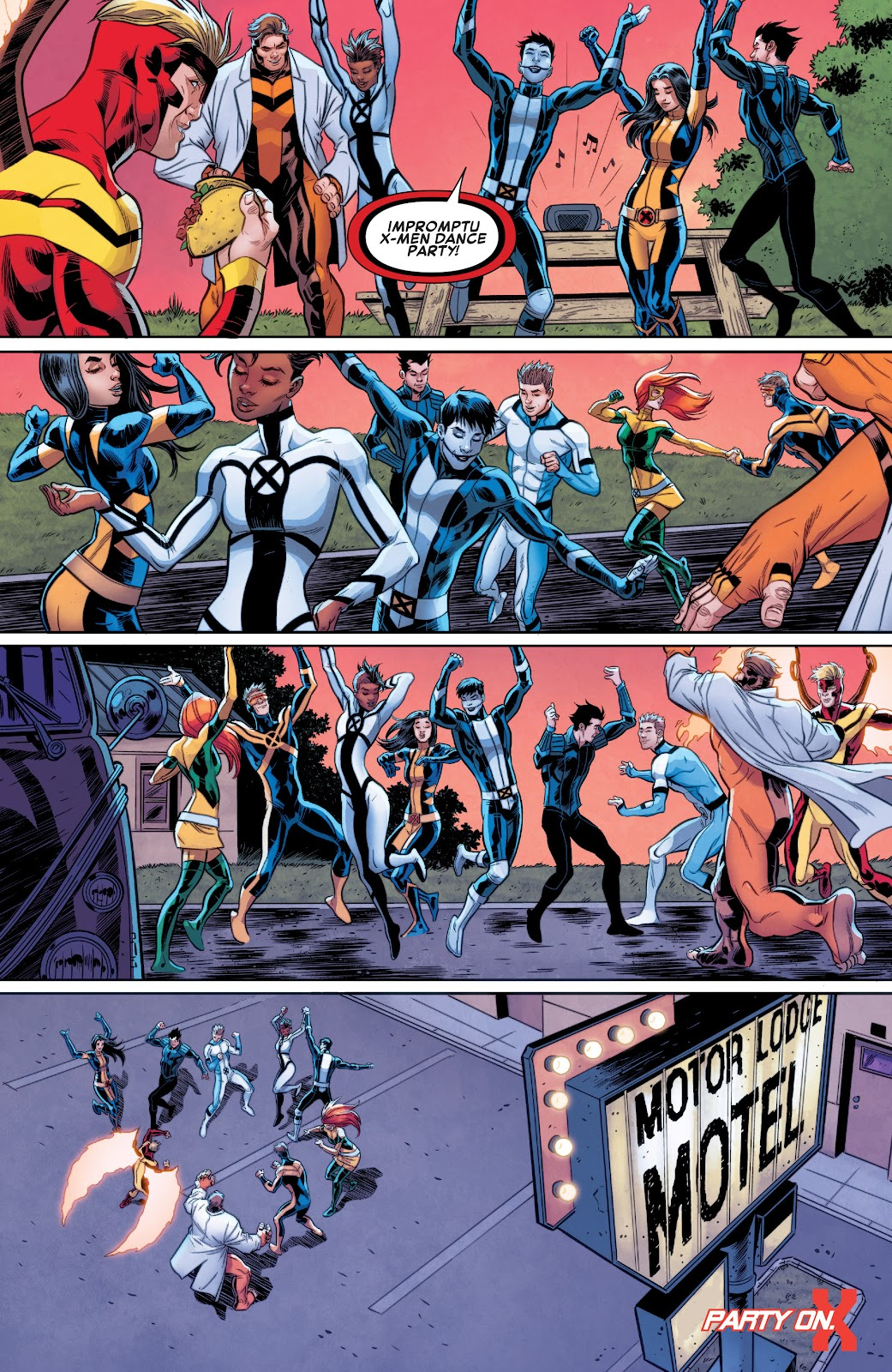 All-New X-Men (2016) Issue #19 #21 - English 22