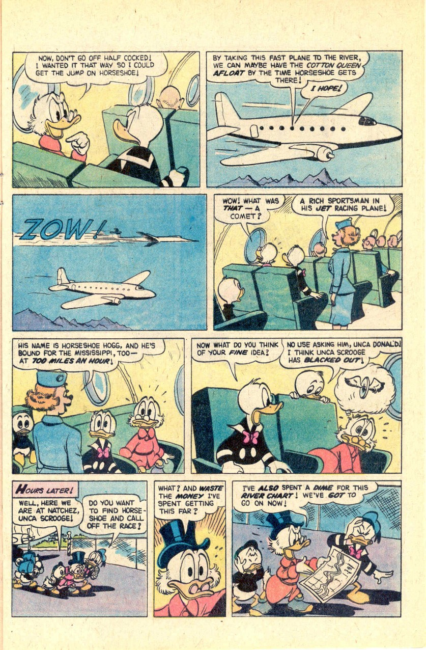 Uncle Scrooge (1953) Issue #155 #155 - English 9