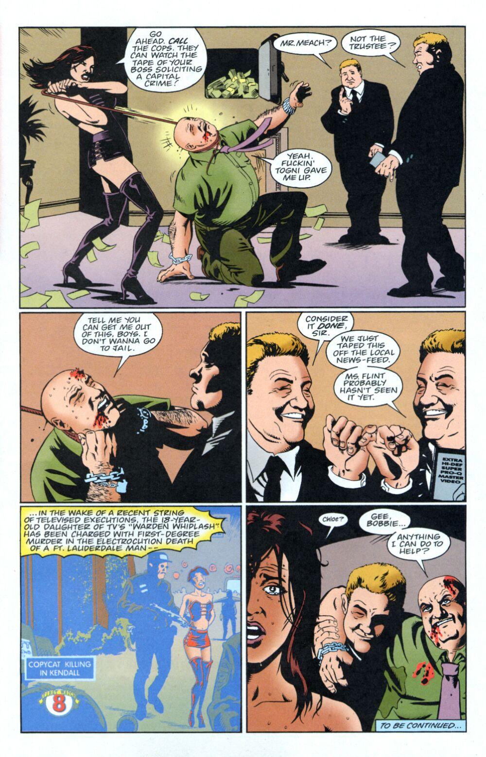 Cruel and Unusual 3 Page 23