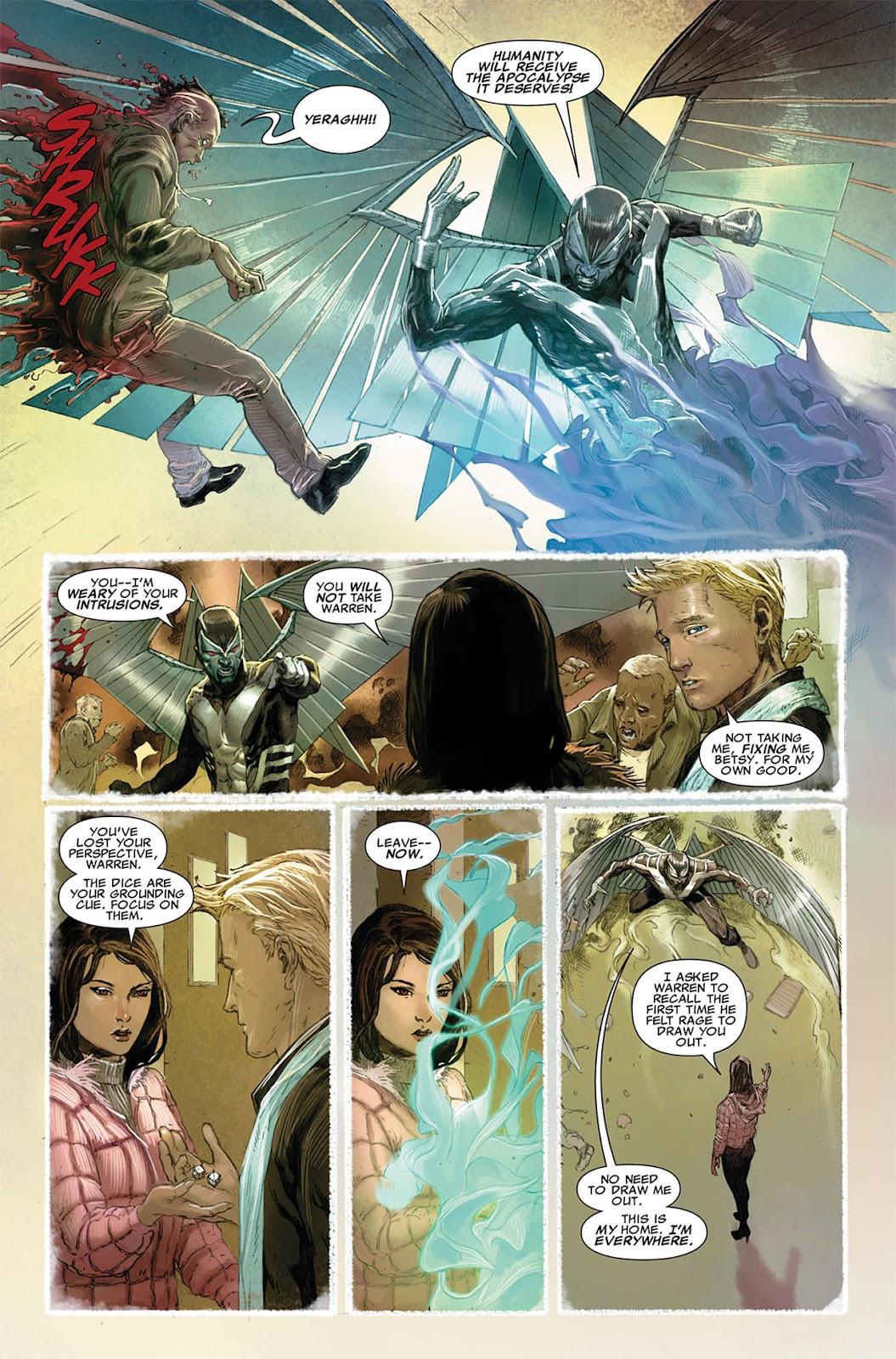 Uncanny X-Force (2010) Issue #8 #9 - English 7