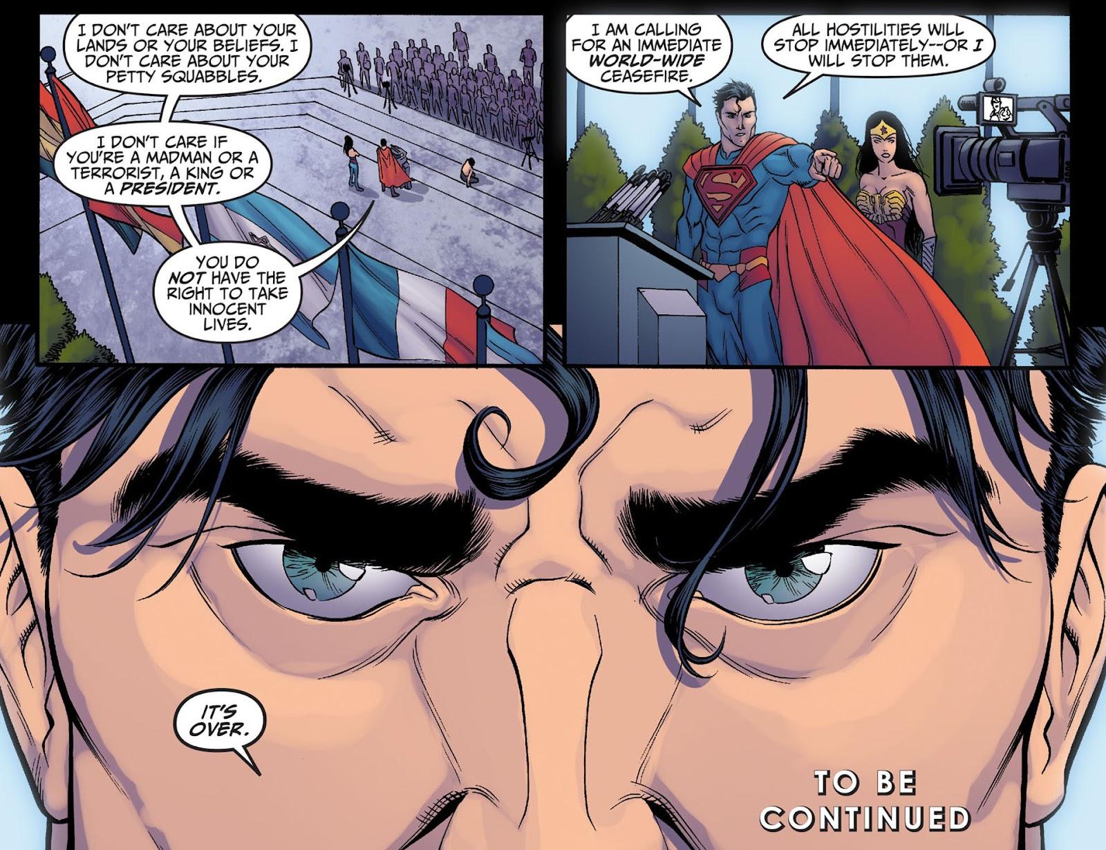 Injustice: Gods Among Us [I] Issue #6 #7 - English 22