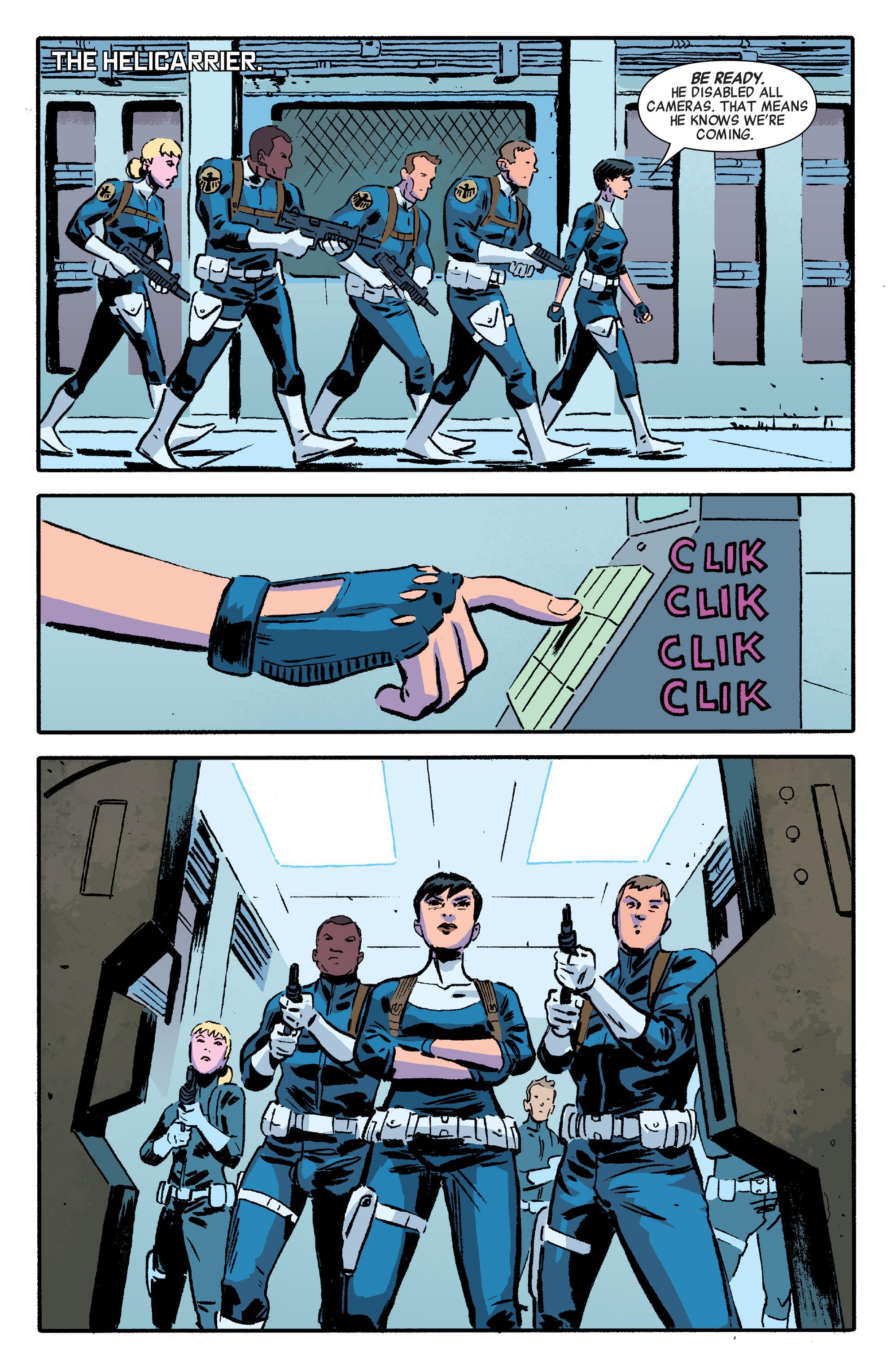 Read online Secret Avengers (2014) comic -  Issue #9 - 13