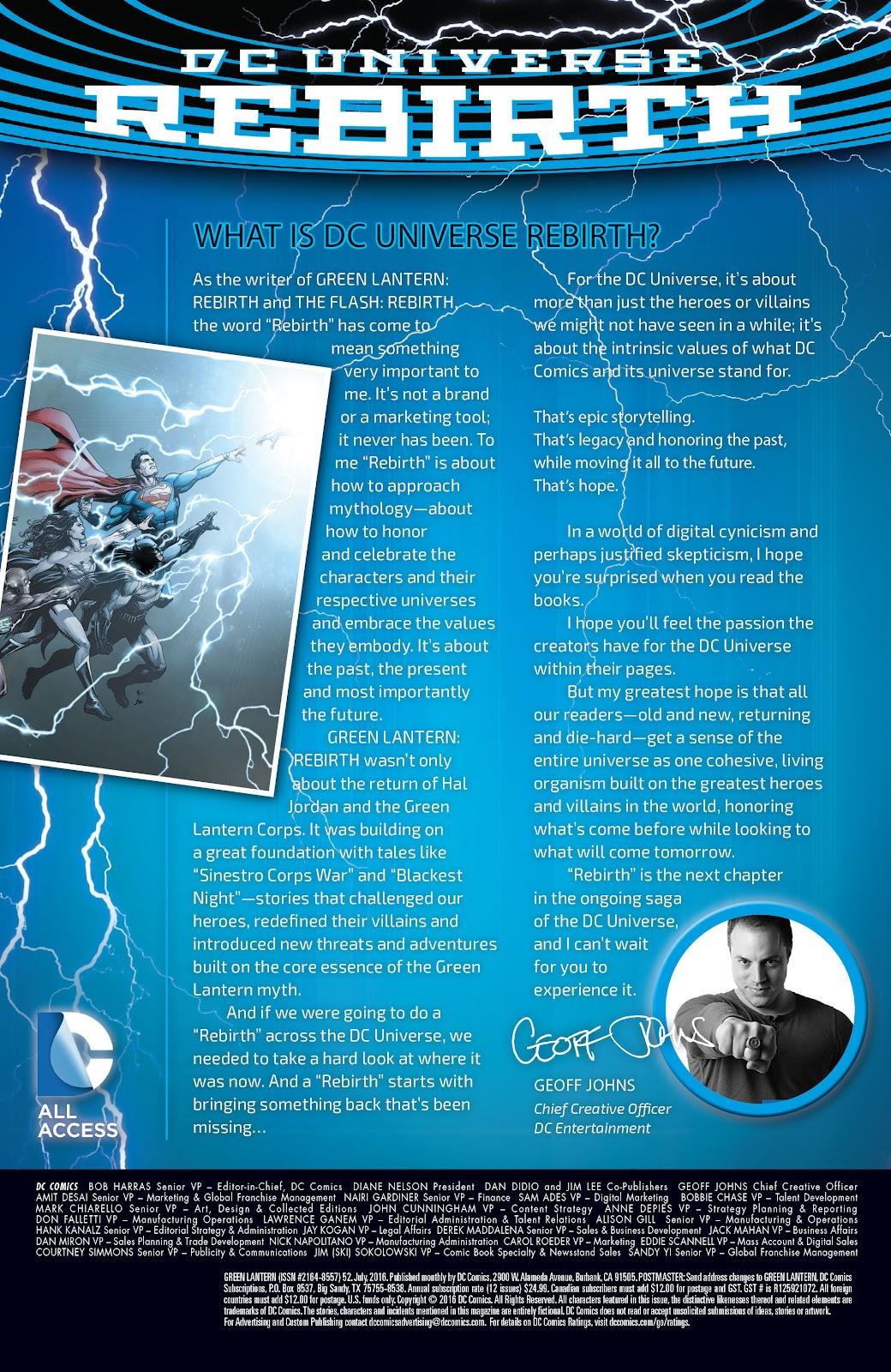 Green Lantern (2011) Issue #52 #61 - English 28