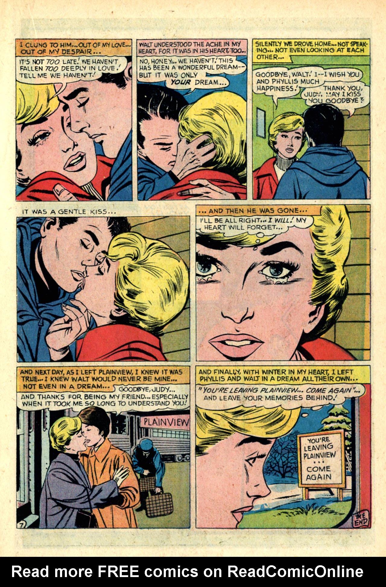 Read online Secret Hearts comic -  Issue #120 - 15