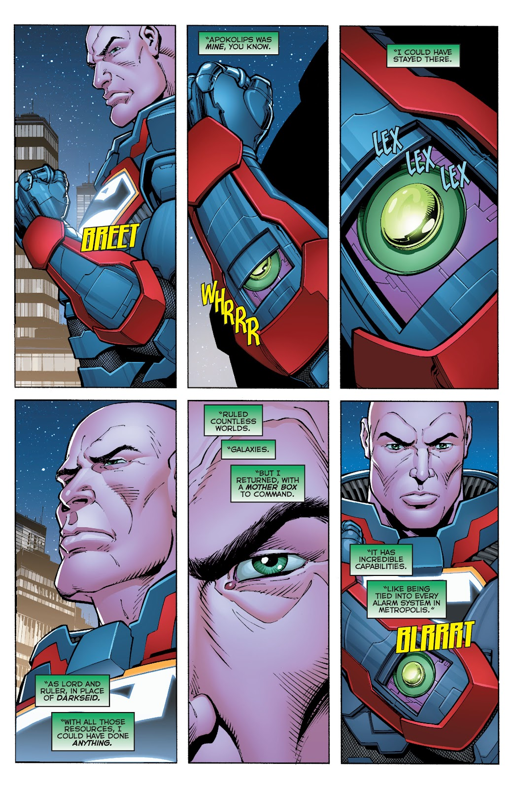 Justice League (2011) Issue #52 #62 - English 9