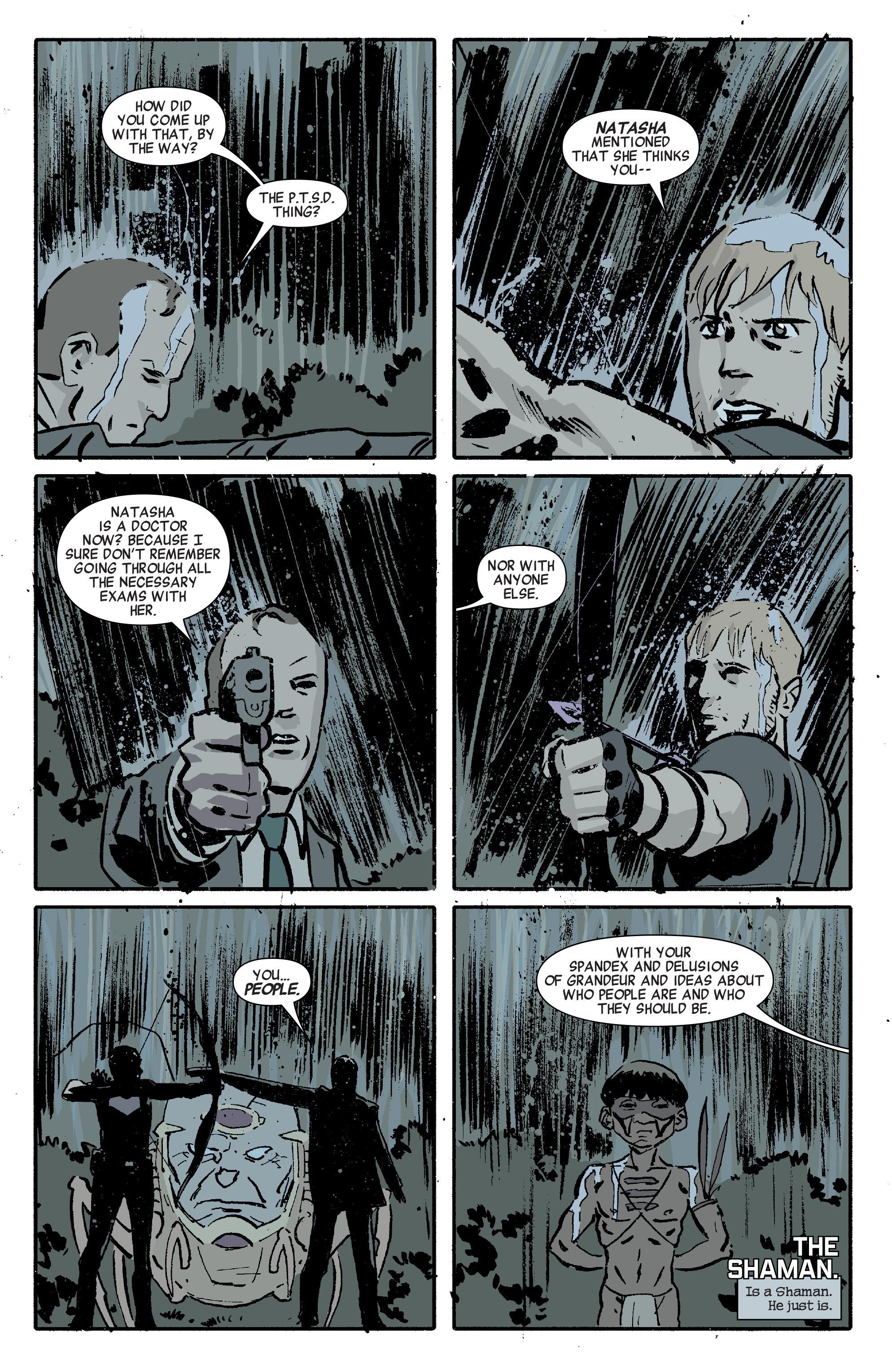 Read online Secret Avengers (2014) comic -  Issue #11 - 6