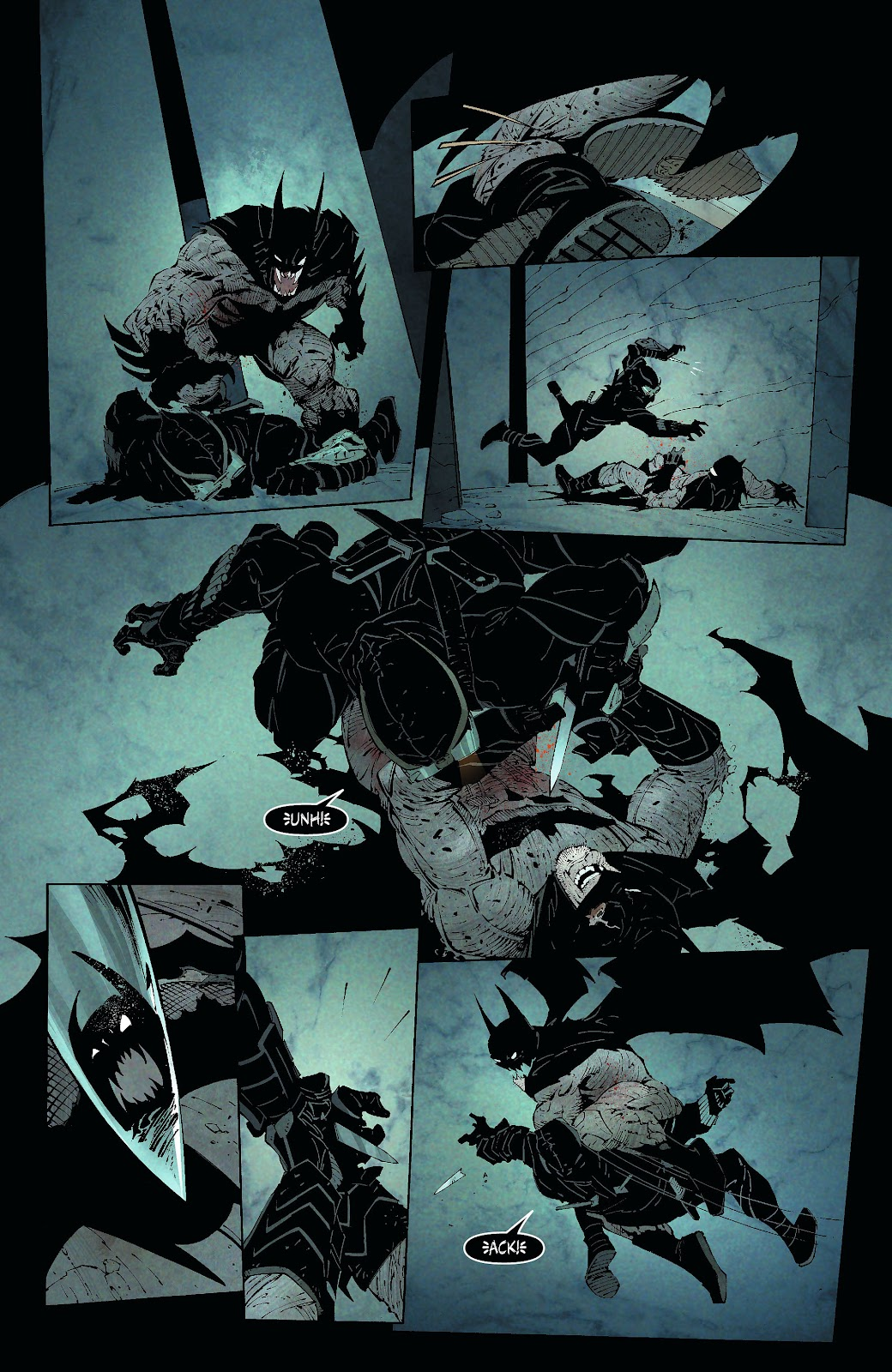 Batman (2011) Issue #6 #21 - English 16