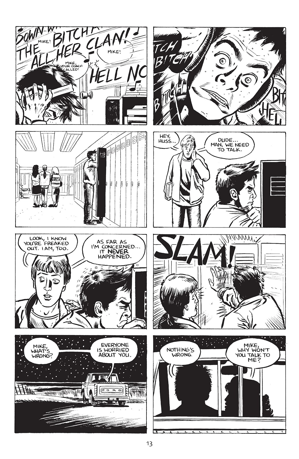 Stray Bullets Issue #34 #34 - English 15