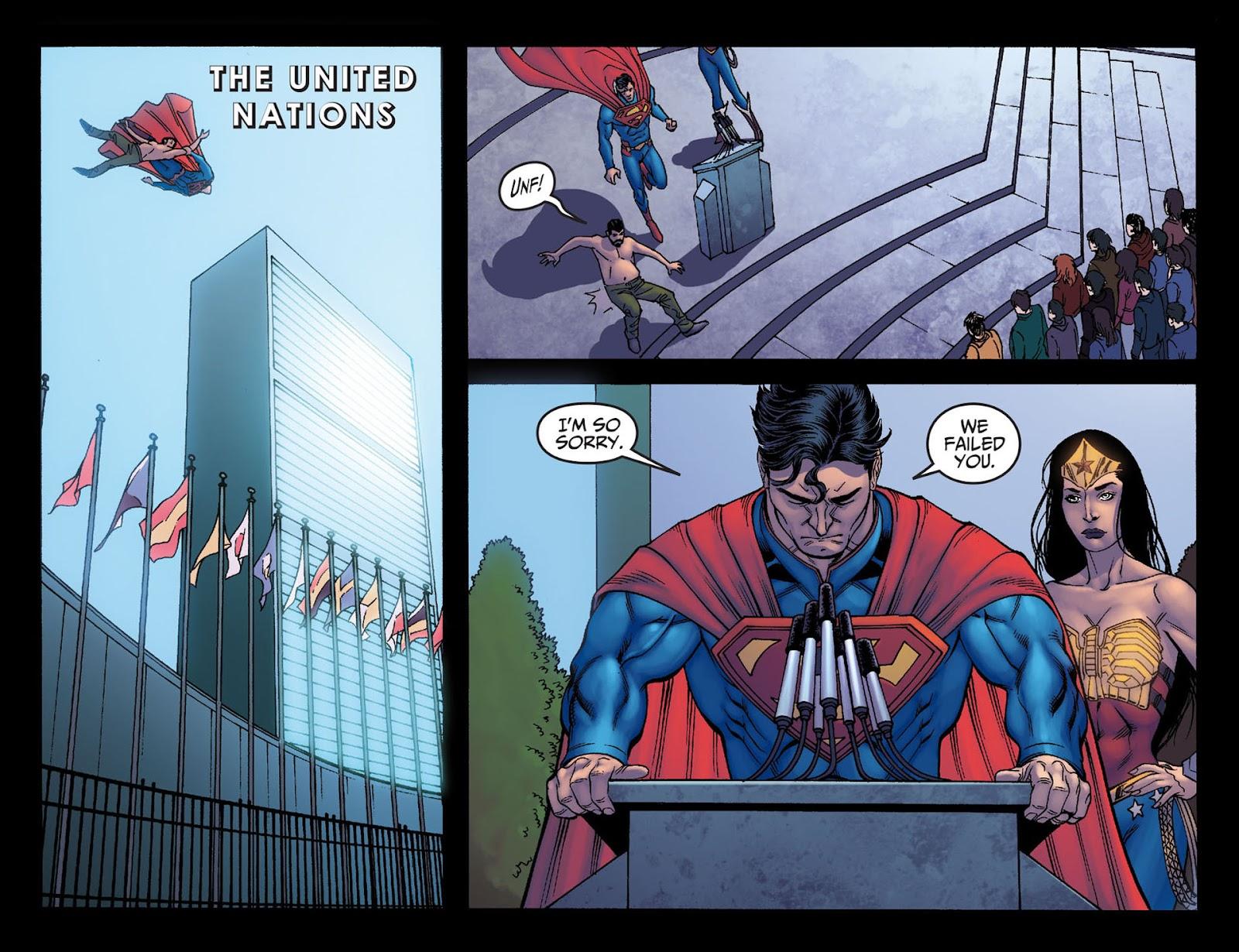 Injustice: Gods Among Us [I] Issue #6 #7 - English 19