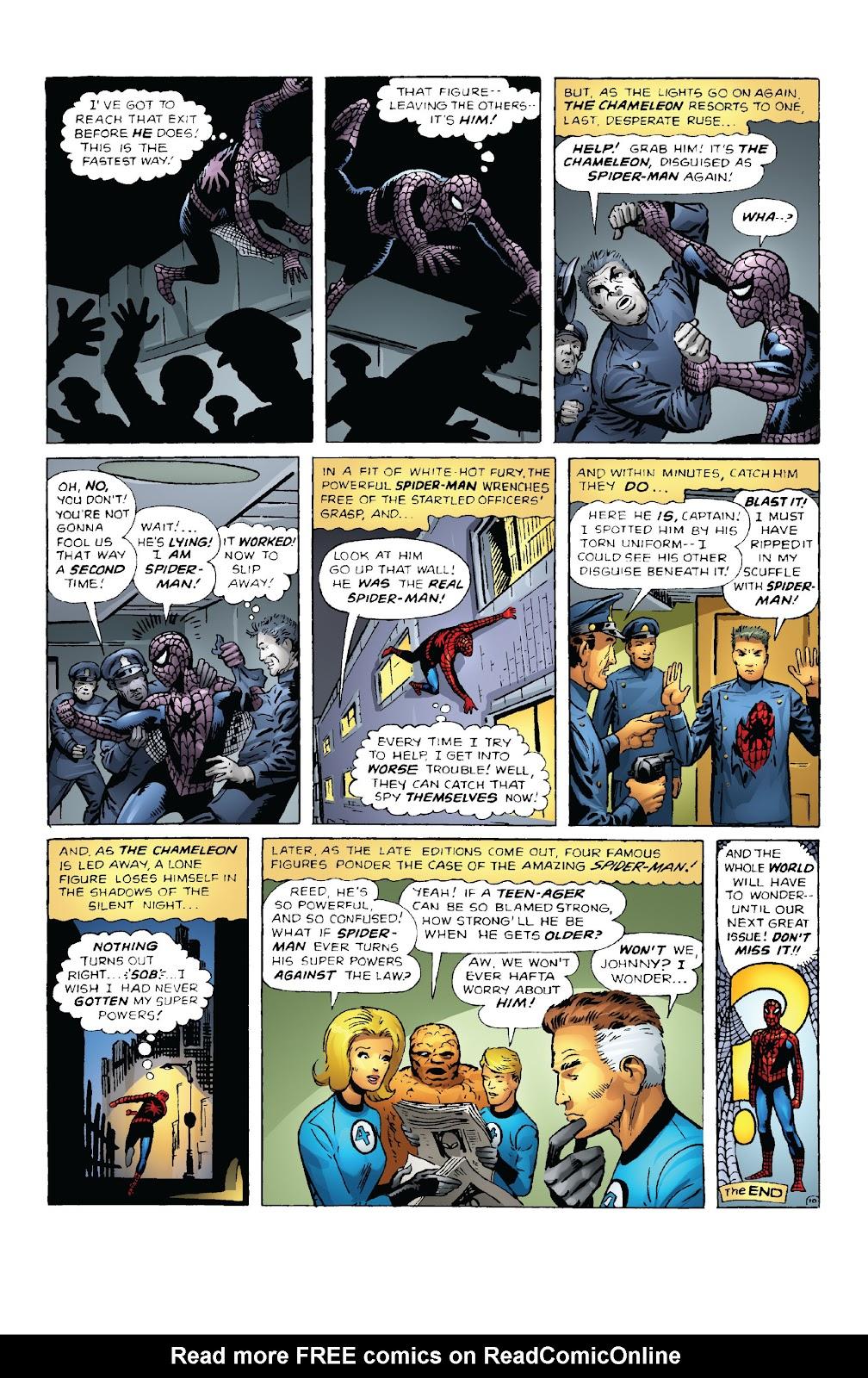 Amazing Fantasy #15: Spider-Man! Full #1 - English 39