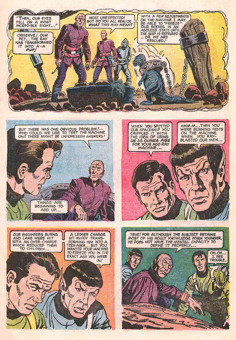 Star Trek (1967) Issue #8 #8 - English 12
