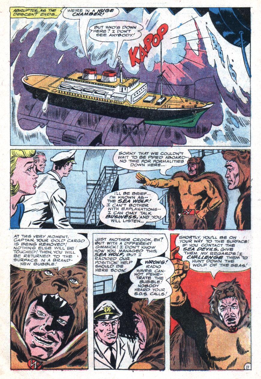 Read online Sea Devils comic -  Issue #33 - 18