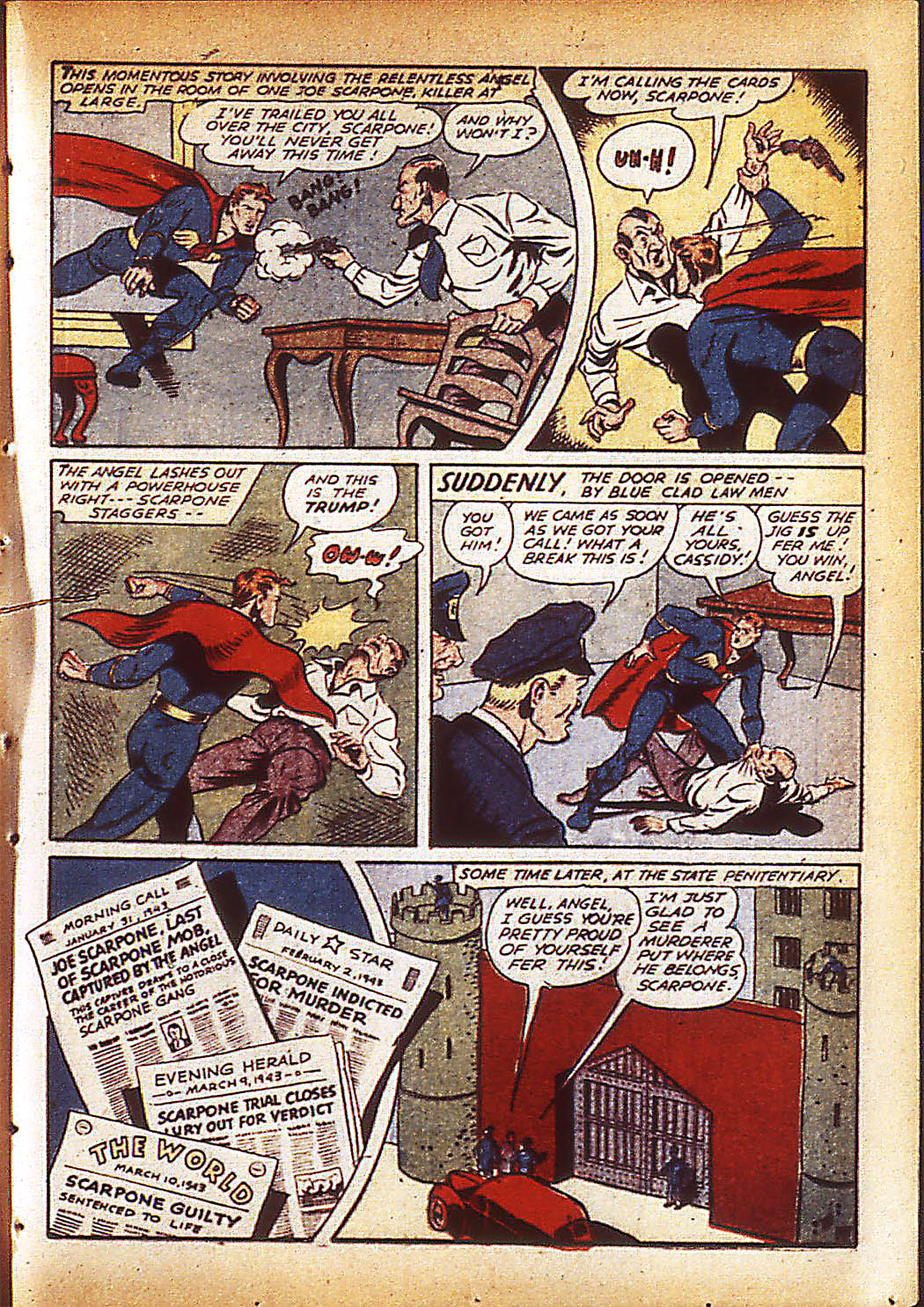 Sub-Mariner Comics Issue #10 #10 - English 44