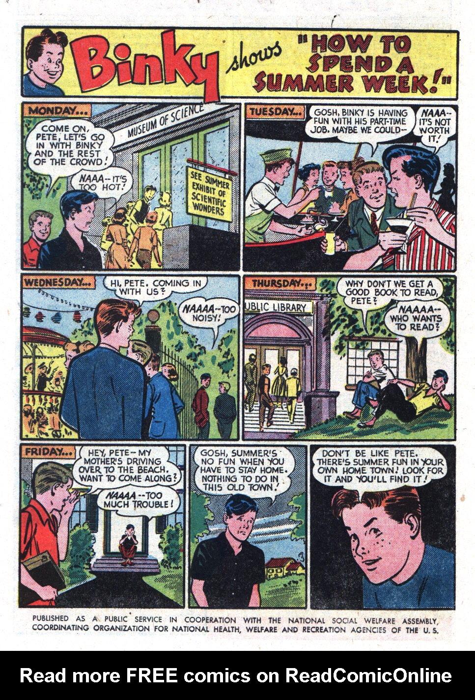 Read online Sea Devils comic -  Issue #13 - 28