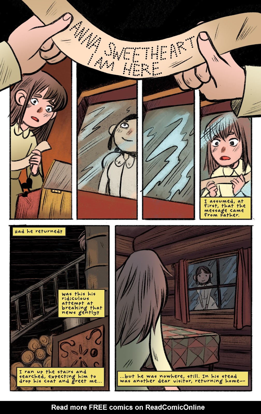 Over the Garden Wall (2016) Issue #3 #3 - English 14