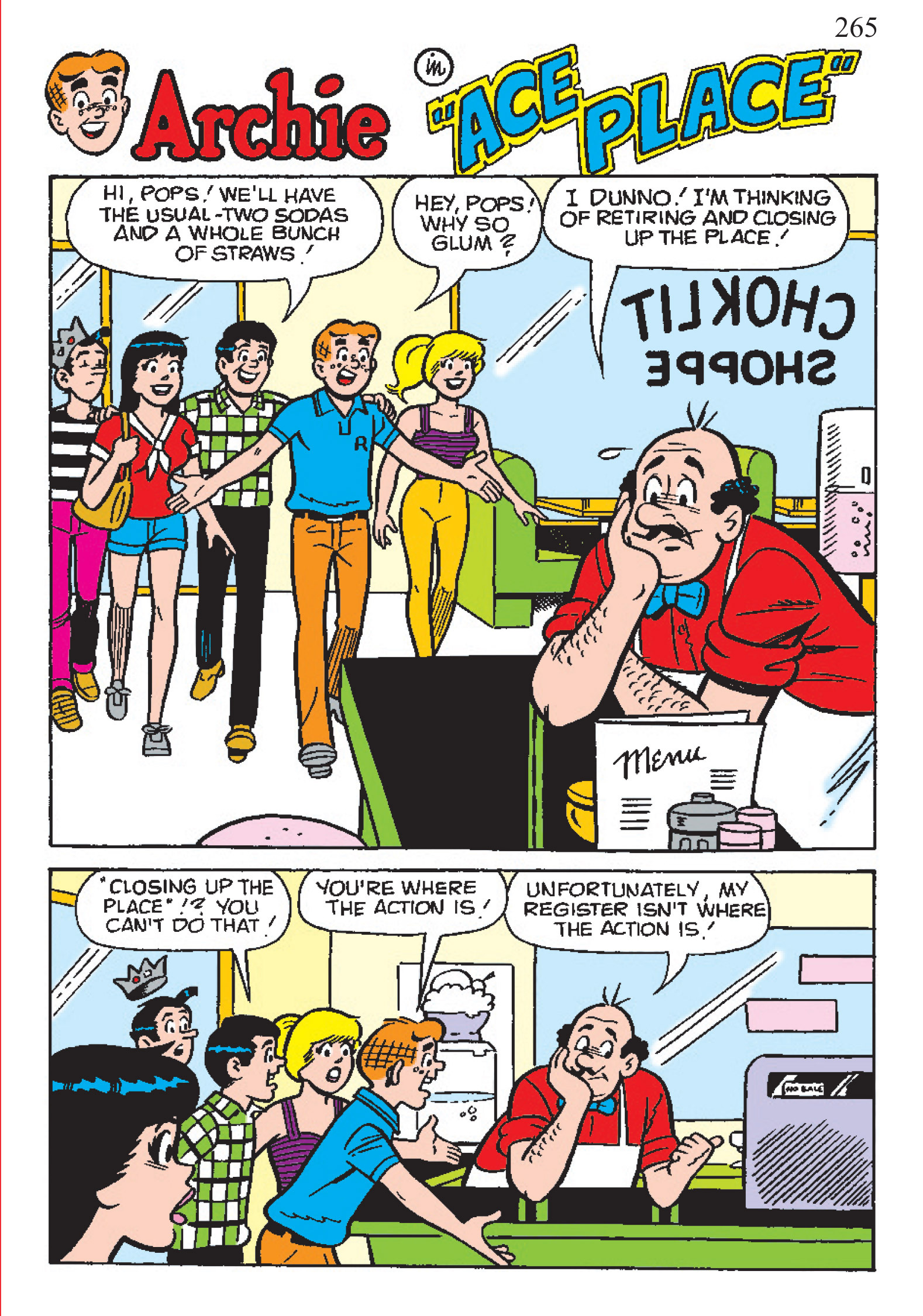 Read online The Best of Archie Comics comic -  Issue # TPB 1 (Part 2) - 37