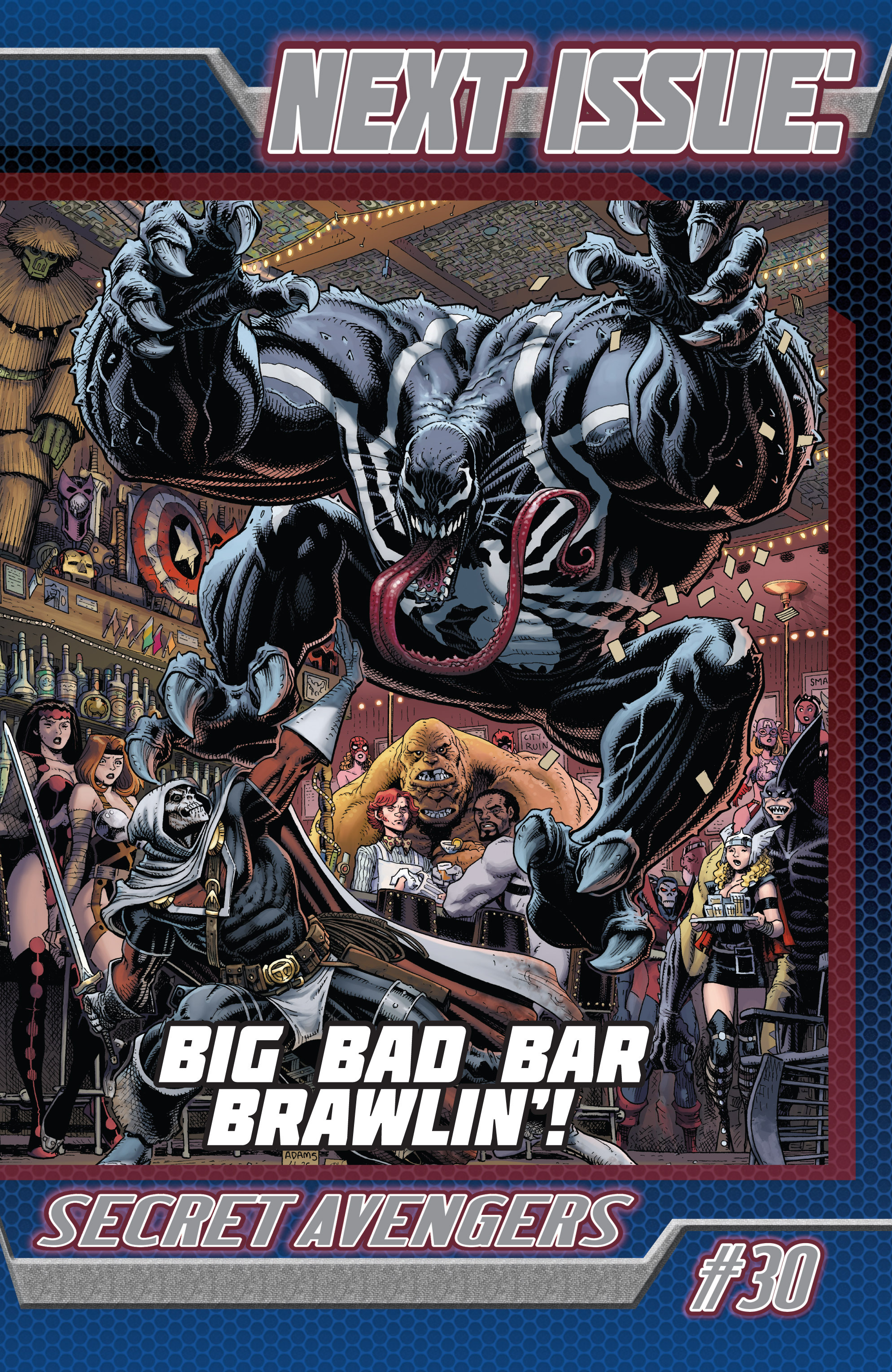 Read online Secret Avengers (2010) comic -  Issue #29 - 21