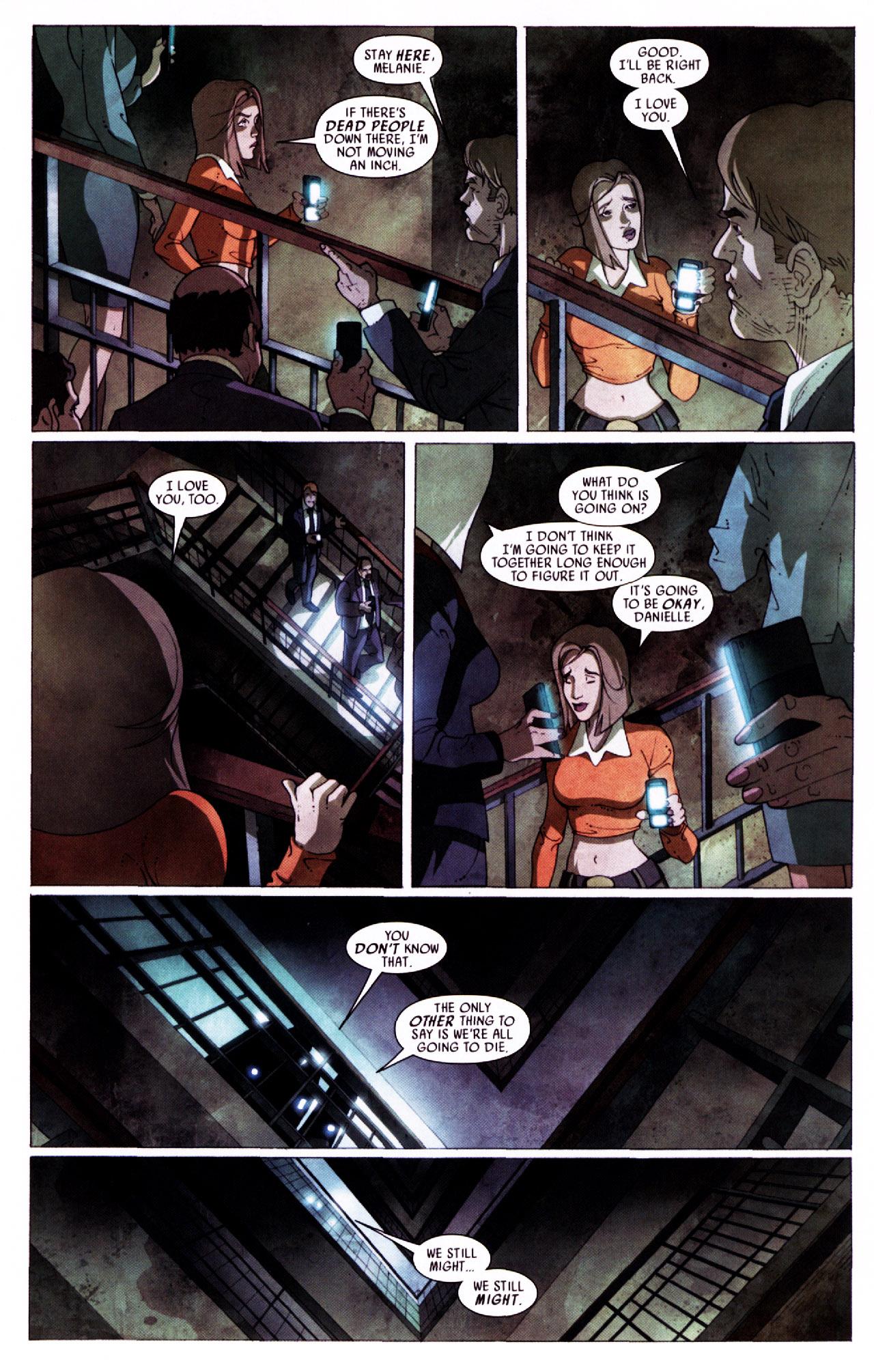 Read online Secret Invasion: Front Line comic -  Issue #2 - 22