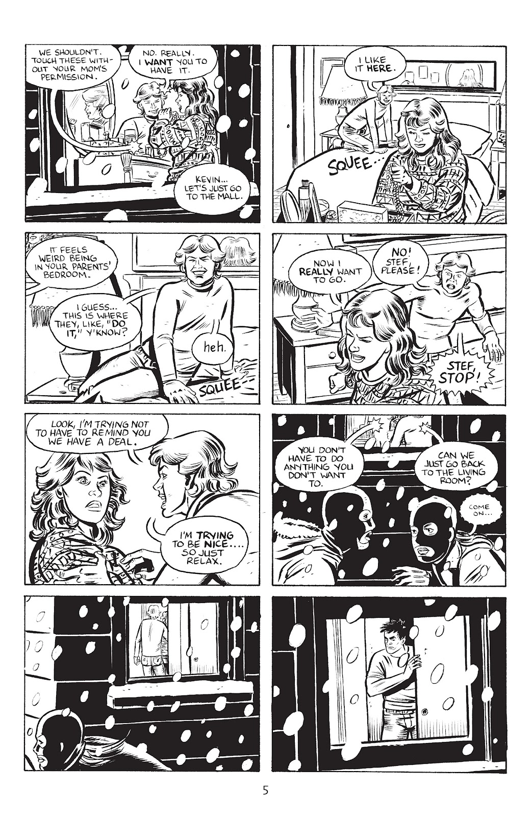 Stray Bullets Issue #38 #38 - English 7